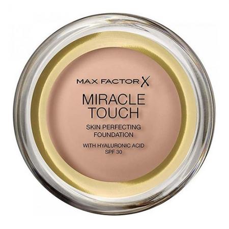 Тональная основа с гиалуроновой кислотой Miracle Touch