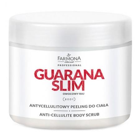 Антицеллюлитный скраб для тела GUARANA SLIM