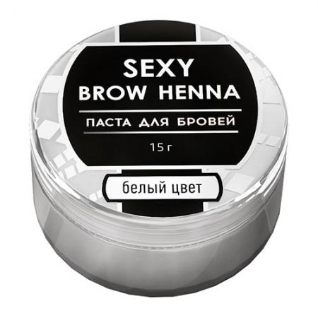 Паста для бровей SEXY Brow Henna