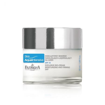 Эксклюзивный дневной биокрем Skin Aqua Intensive SPF 10