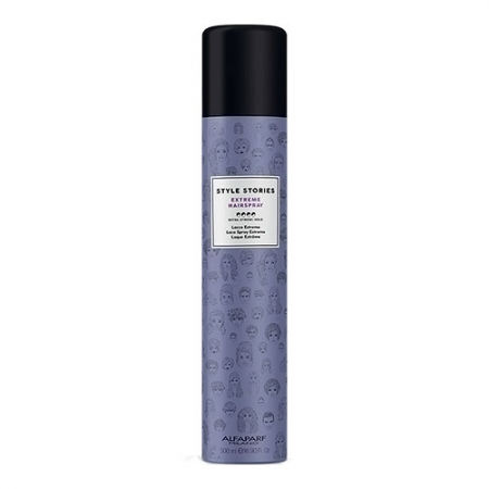 Лак для волос STYLE STORIES Extreme Hairspray