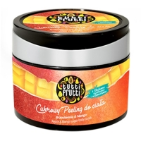 Сахарный скраб для тела Tutti Frutti Манго & Персик