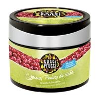 Сахарный скраб для тела Tutti Frutti Груша и Клюква