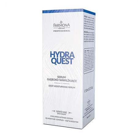 Глубоко увлажняющая сыворотка HYDRA QUEST