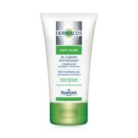 Глубоко очищающий гель для умывания Dermacos Anti-Acne