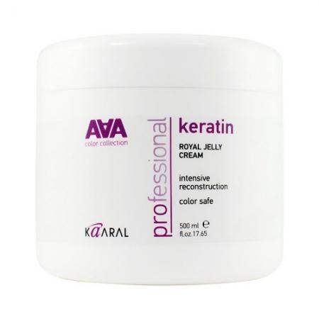 Питательная крем-маска AAA Keratin Royal Jelly Cream