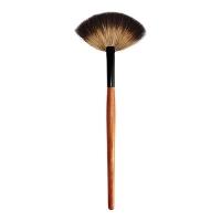 Кисть для макияжа веерная №111