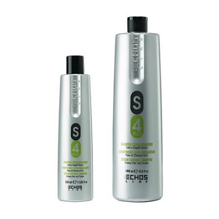 Шампунь для жирной кожи головы CLASSIC S4 Plus Anti Sebum Shampoo