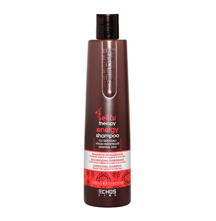 Энергетический шампунь против выпадения волос Seliar Therapy Energy Shampoo