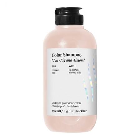 Шампунь для окрашенных волос Color Shampoo N°01 - Fig and Almond