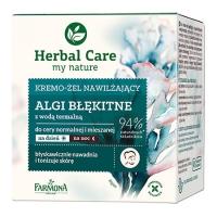 Крем-гель для лица Herbal Care Голубые водоросли