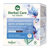 Крем для лица против морщин Herbal Care Ирис сибирский