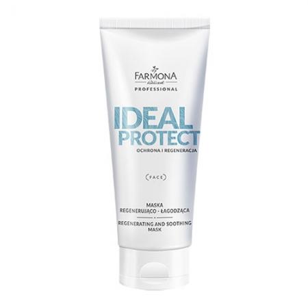 Регенерирующая успокаивающая маска IDEAL PROTECT