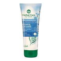 Крем для сухой кожи ног и потрескавшихся пяток Семя Льна Оливка Herbal Care