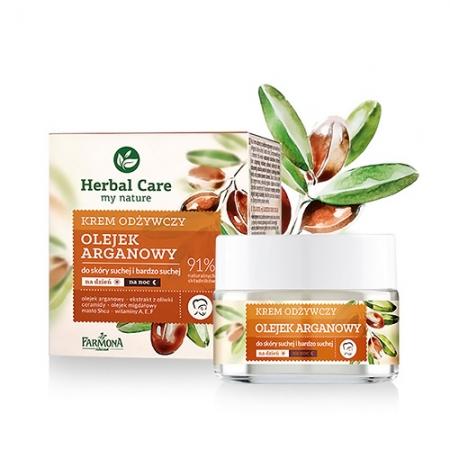 Питающе-восстанавливающий крем Herbal Care