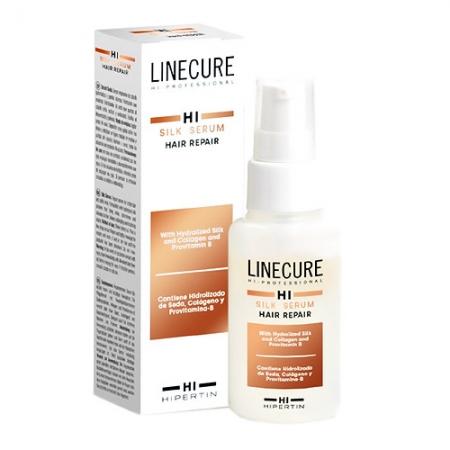 Сыворотка для восстановления волос LINECURE Silk Serum
