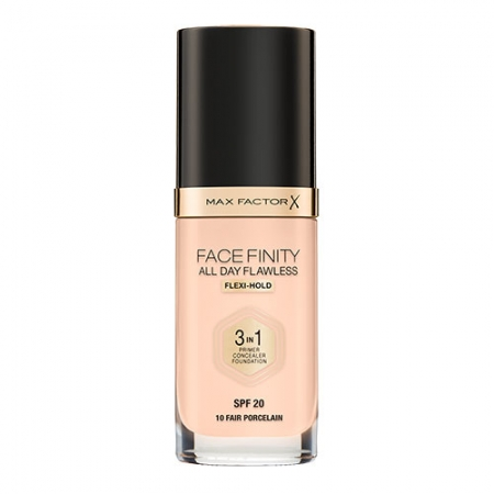 Тональная основа Facefinity All Day Flawless 3-in-1