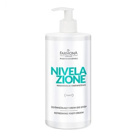 Освежающий крем для кожи стоп NIVELAZIONE