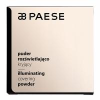Пудра со светоотражающими частицами Illuminating Covering Powder