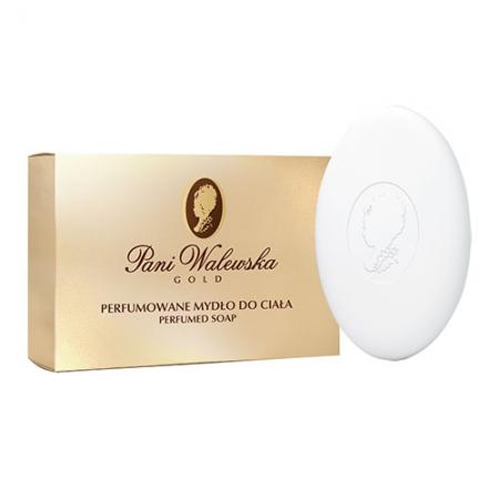 Парфюмированное крем-мыло Pani Walewska Gold