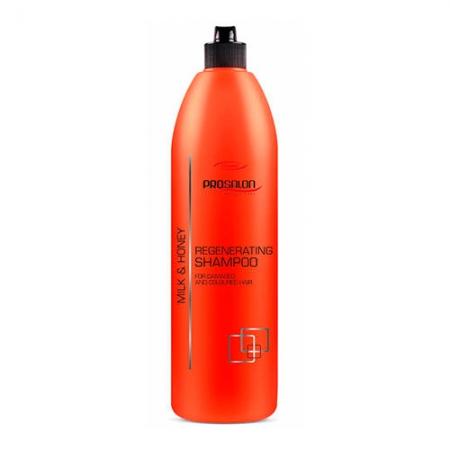 Регенерирующий шампунь Молоко и Мед Regenerating shampoo Milk & honey