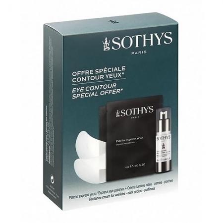 Косметический набор для кожи век SOTHYS Eye Contour Special Offer Box